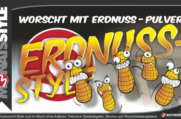 Unser Monatsstyle im Juli: Erdnuss Style!