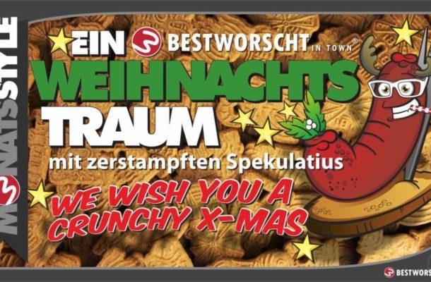 Unser Monatsstyle im Dezember: Weihnachtstraum