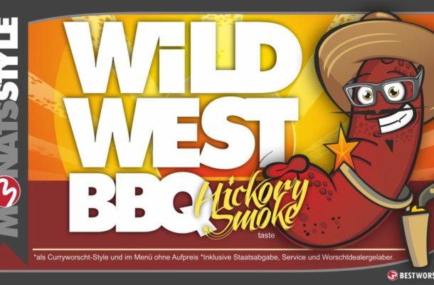 Unser Monatsstyle im Februar: Wild West BBQ