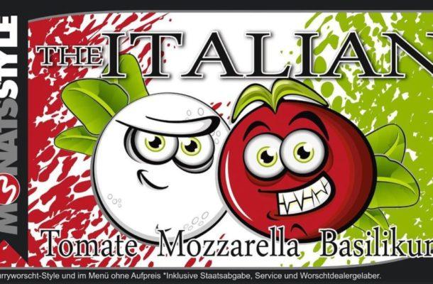 Unser Monatsstyle im August: The Italian