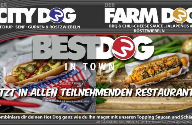 Neu: Unser BestDog!